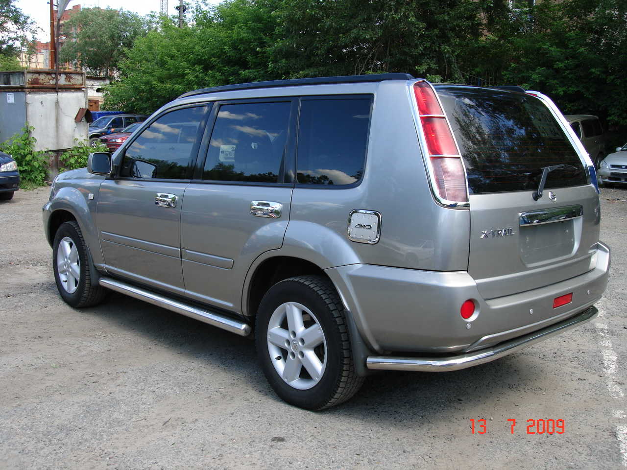 2005 nissan x trail photos 2 5 gasoline automatic for sale. Black Bedroom Furniture Sets. Home Design Ideas