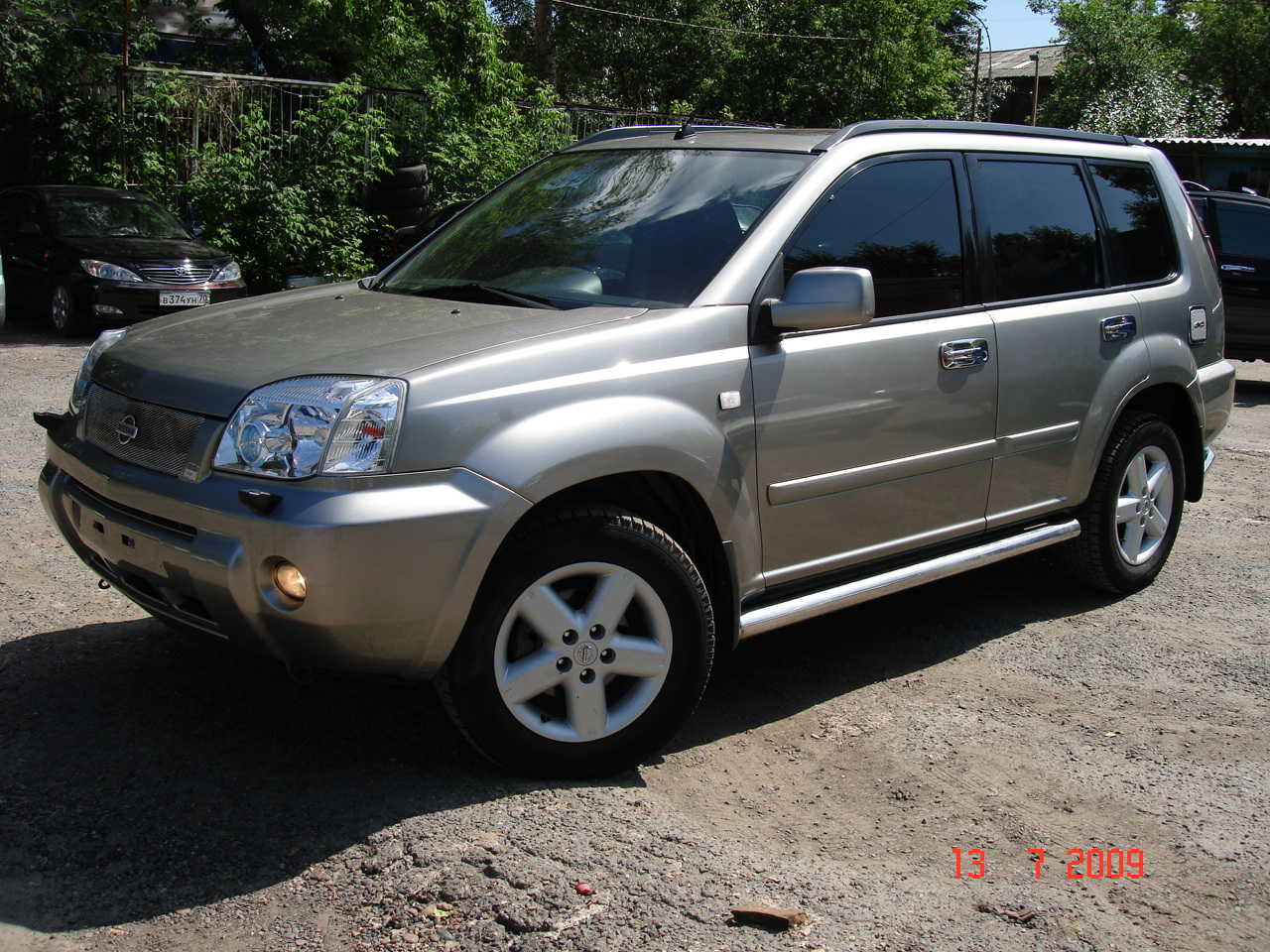 used 2005 nissan x trail photos 2500cc gasoline automatic for sale. Black Bedroom Furniture Sets. Home Design Ideas