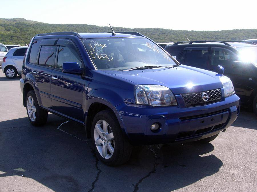 used 2005 nissan x trail photos 2000cc gasoline. Black Bedroom Furniture Sets. Home Design Ideas