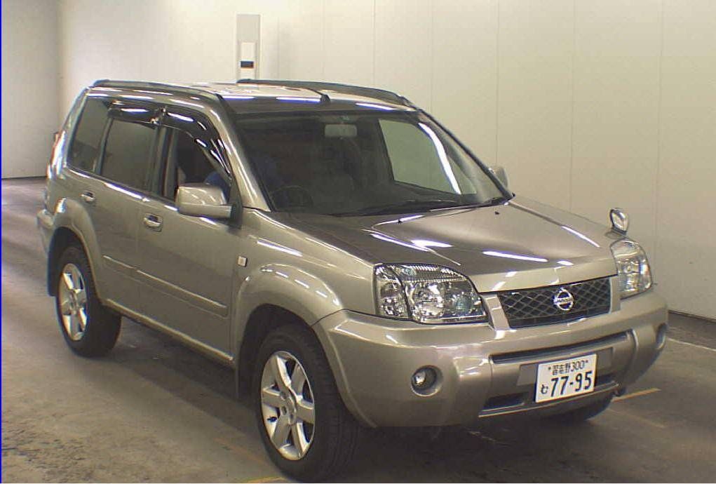 2005 nissan x trail photos 2 0 gasoline automatic for sale