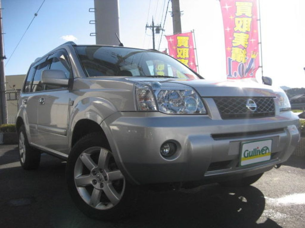 2006 nissan x trail pictures. Black Bedroom Furniture Sets. Home Design Ideas