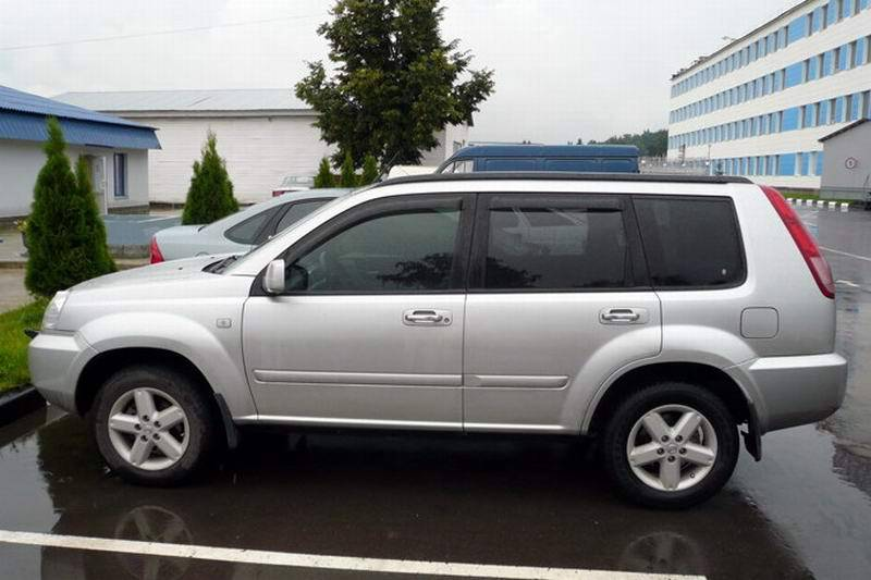 2006 Nissan X Trail For Sale 2 0 Gasoline Automatic For