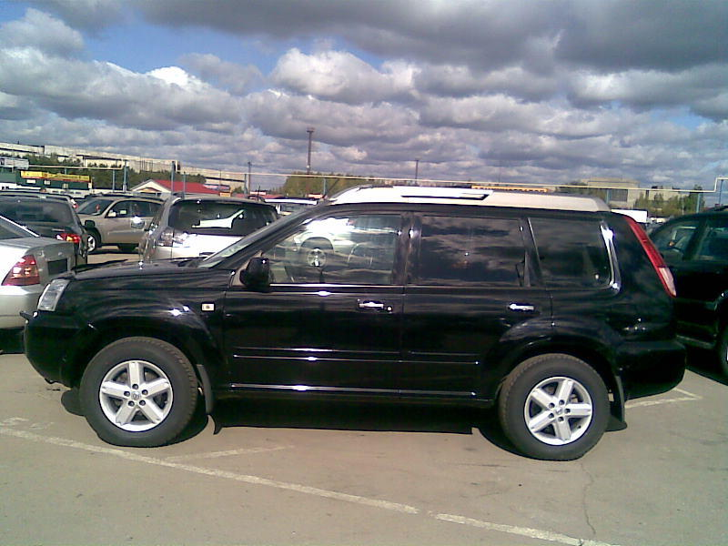 2006 nissan x trail photos 2 5 gasoline automatic for sale. Black Bedroom Furniture Sets. Home Design Ideas
