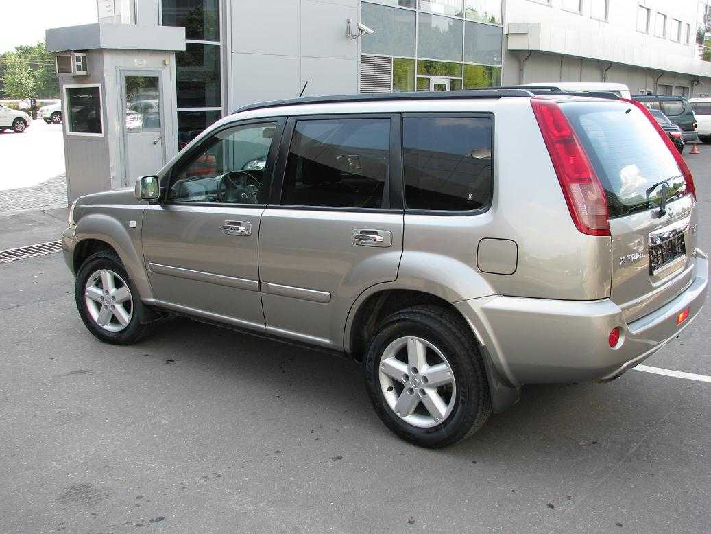 2007 nissan x trail for sale diesel manual for sale