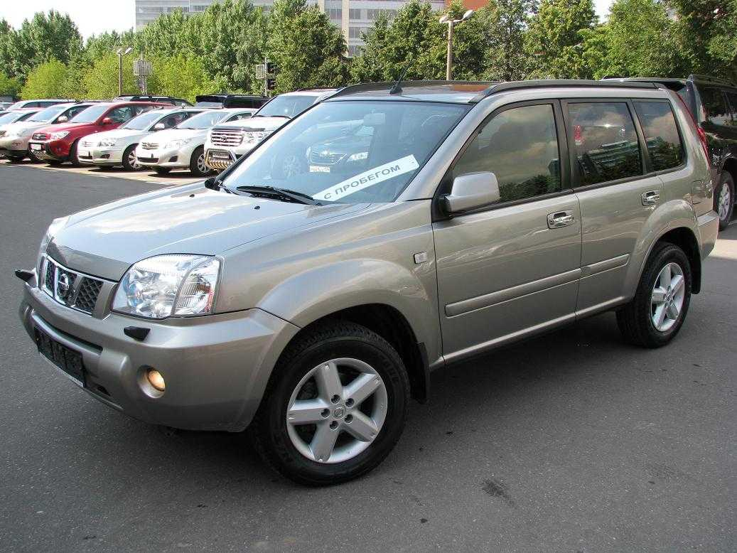 Used 2007 Nissan X Trail Photos Diesel Manual For Sale Chrysler 2005 3 8 V6 Engine Diagram Photo 1 Enlarge 1037x778