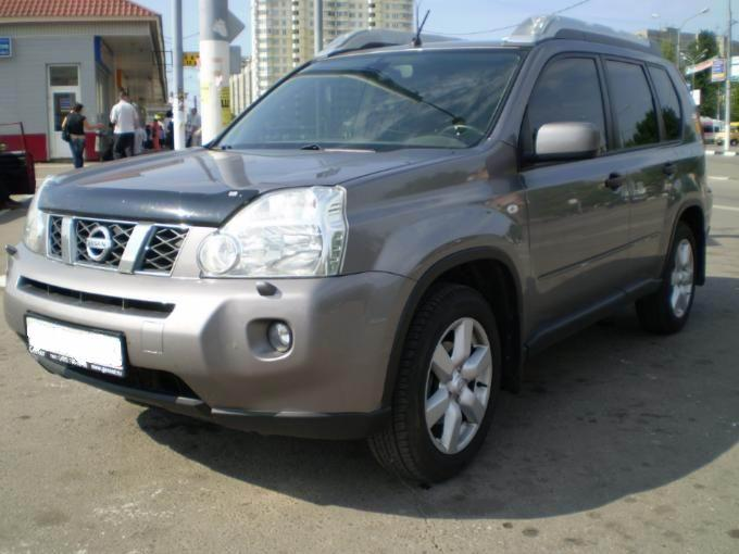 2008 Nissan X Trail Photos 2 5 Gasoline Automatic For Sale