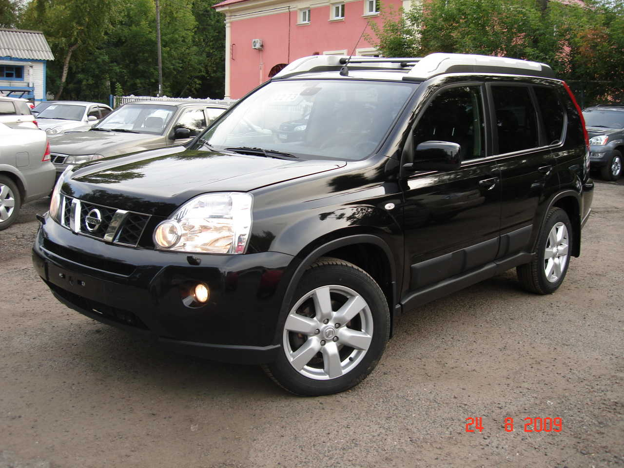 2008 Nissan X Trail For Sale 2 0 Gasoline Automatic For