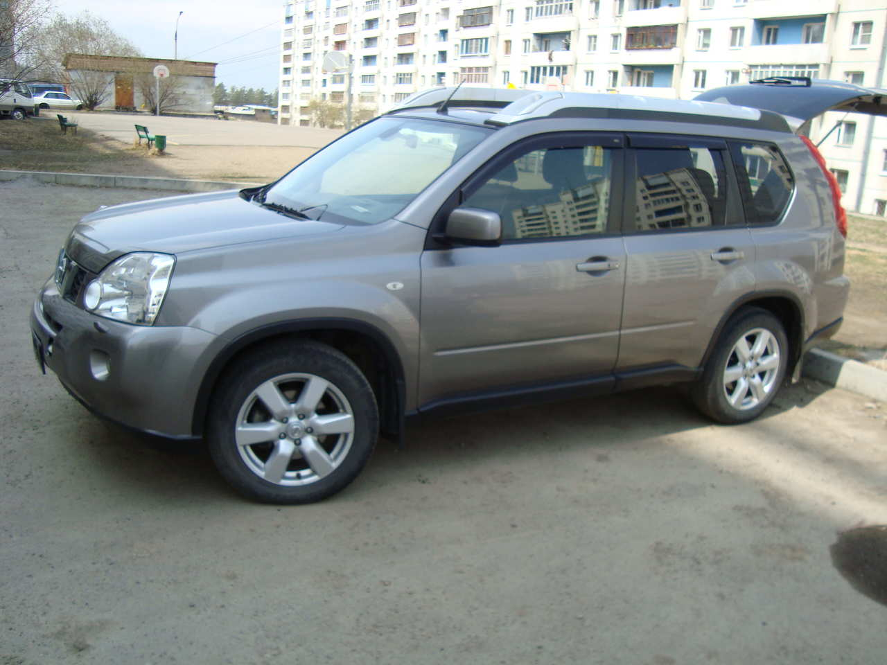 2008 Nissan X Trail Pictures 2 0l Gasoline Cvt For Sale