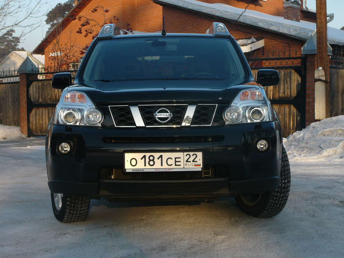 2010 nissan x trail photos 2 5 gasoline cvt for sale. Black Bedroom Furniture Sets. Home Design Ideas