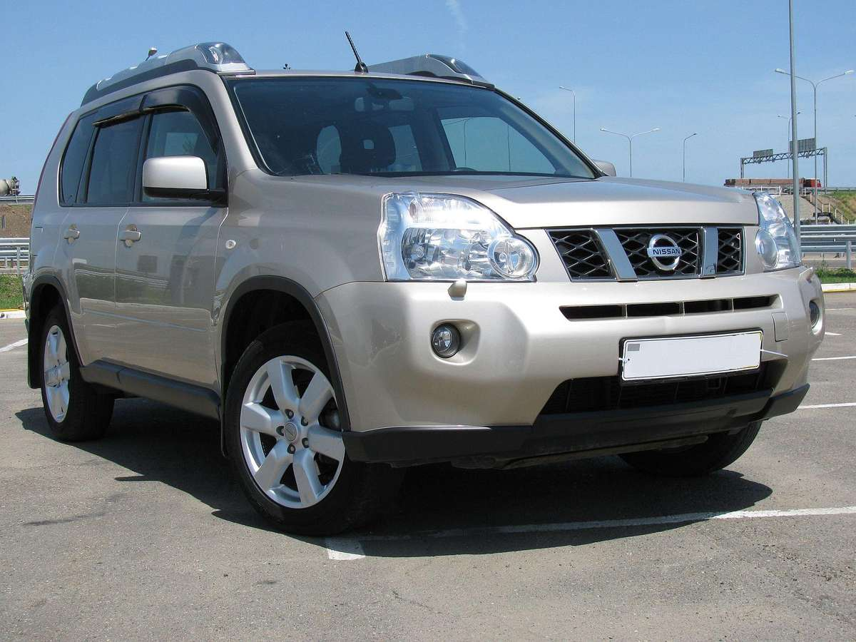 Used 2010 Nissan X Trail Photos 2000cc Gasoline