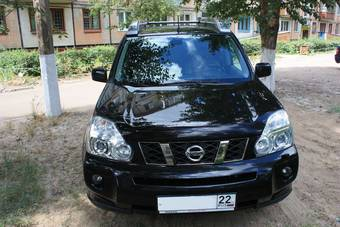 2010 Nissan X-trail Pictures