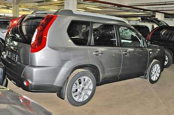 2012 Nissan X-trail Photos