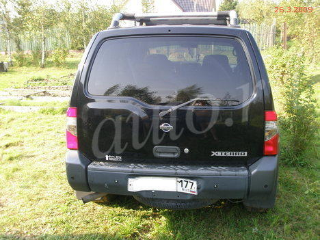 2001 nissan xterra for sale 3 3 gasoline automatic for sale. Black Bedroom Furniture Sets. Home Design Ideas