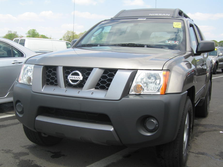 2005 nissan xterra pictures gasoline fr or rr. Black Bedroom Furniture Sets. Home Design Ideas