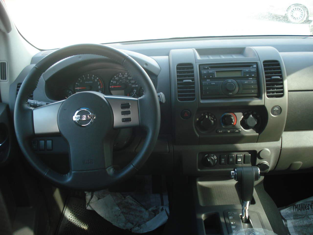2008 Nissan Xterra Pictures 4 0l Gasoline Automatic