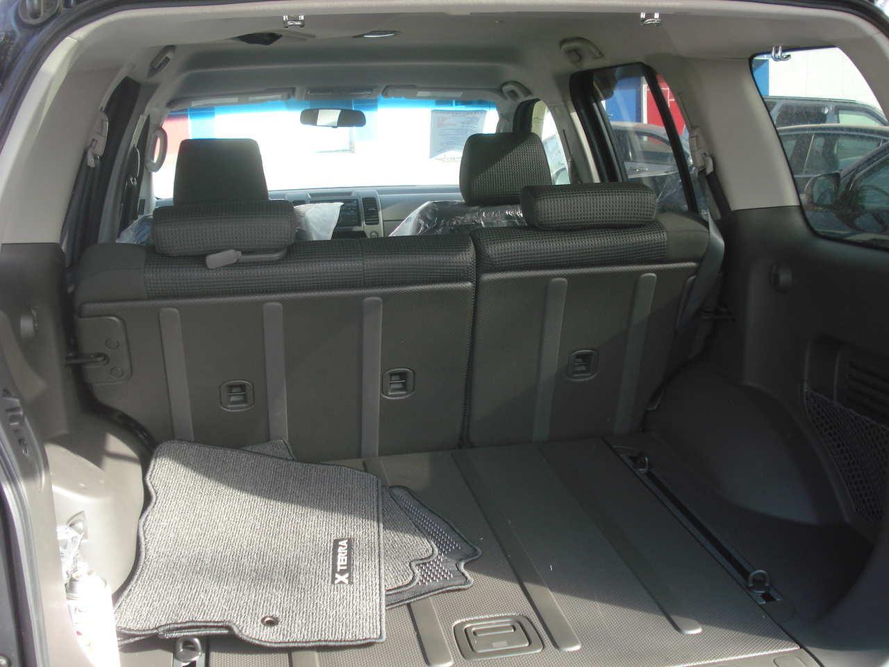 2008 Nissan Xterra Photos 4 0 Gasoline Automatic For Sale