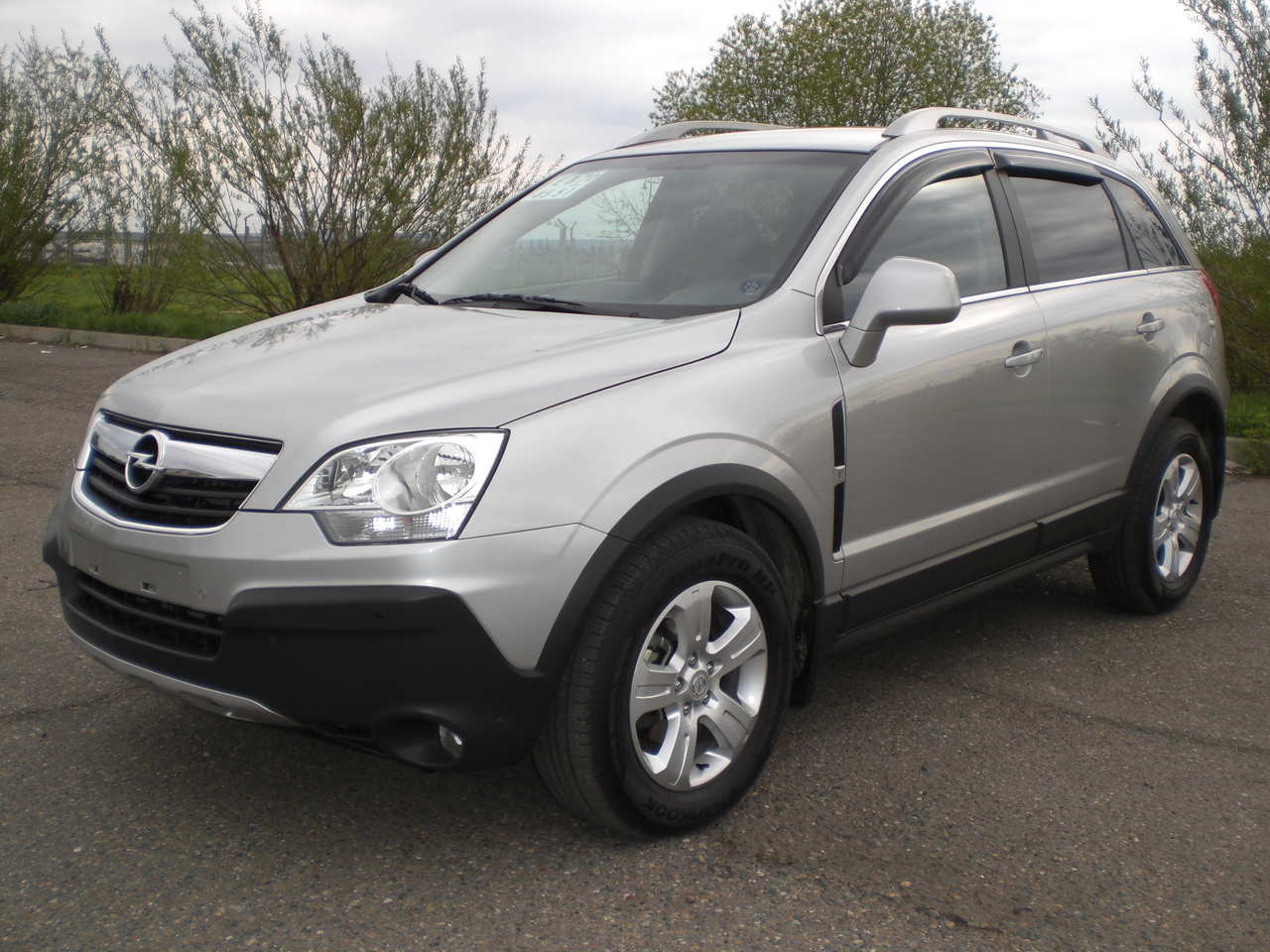2008 opel antara pictures gasoline automatic for sale. Black Bedroom Furniture Sets. Home Design Ideas