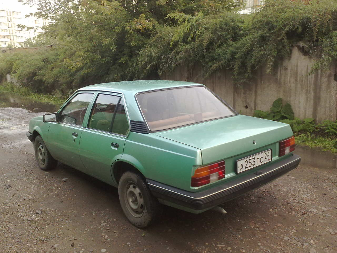 used 1984 opel ascona photos 1600cc diesel ff manual for sale. Black Bedroom Furniture Sets. Home Design Ideas