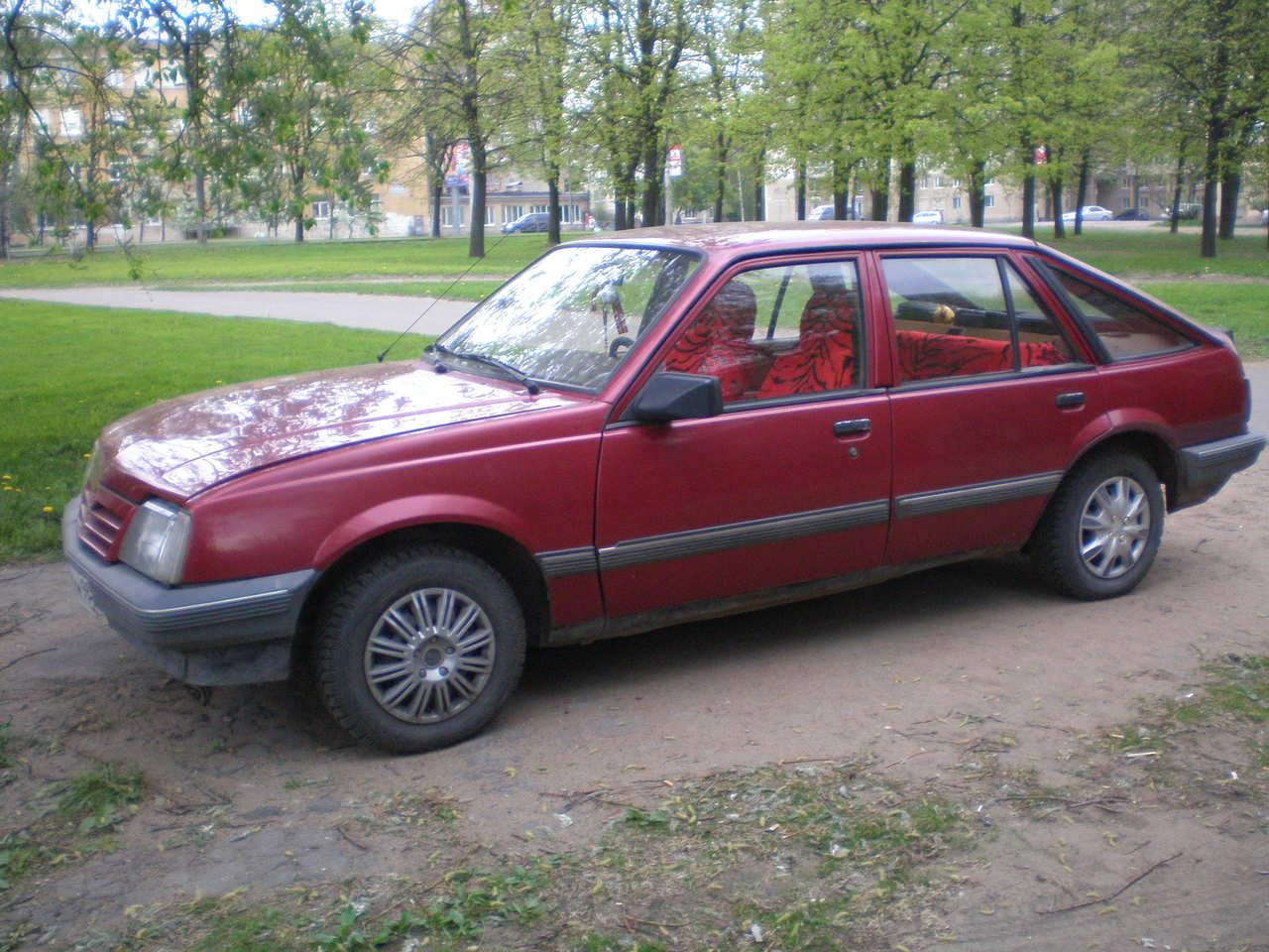 1989 Opel Ascona Specs Fuel Type Gasoline Drive Wheels Ff Transmission Gearbox Manual
