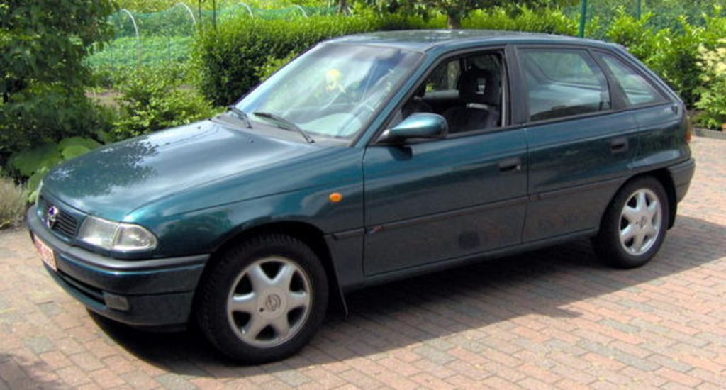 1995 Astra