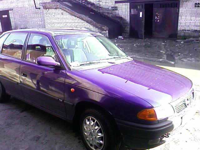 1995 opel astra photos 2 0 gasoline ff automatic for sale. Black Bedroom Furniture Sets. Home Design Ideas