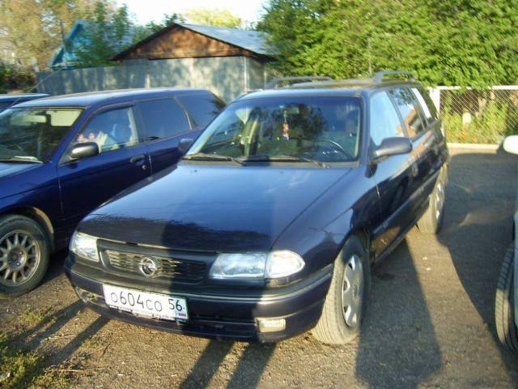 1996 OPEL Astra