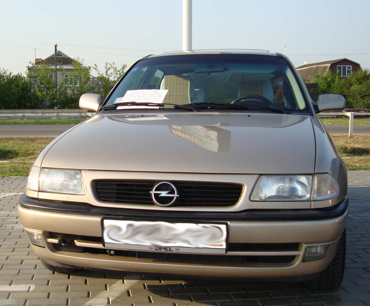 Photo #2 - Enlarge photo 1280x1057 1997 OPEL Astra Pictures