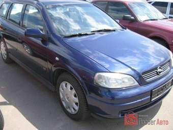 1998 OPEL Astra Images