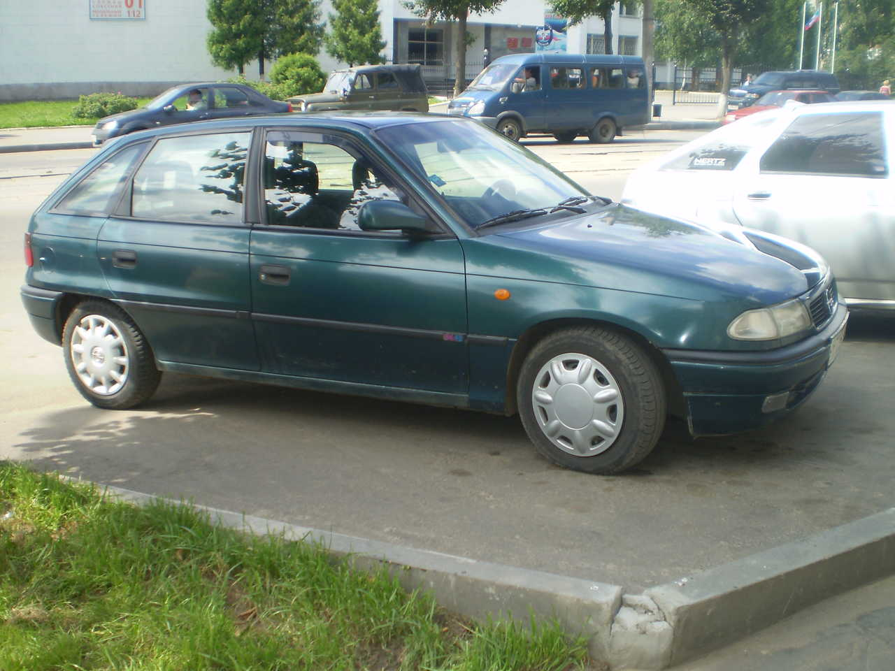 used 1998 opel astra photos 1600cc gasoline ff manual for sale. Black Bedroom Furniture Sets. Home Design Ideas