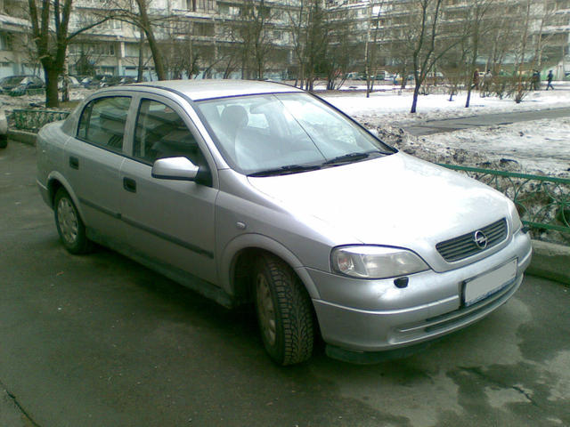 1999 opel astra for sale 1600cc gasoline ff automatic for sale. Black Bedroom Furniture Sets. Home Design Ideas