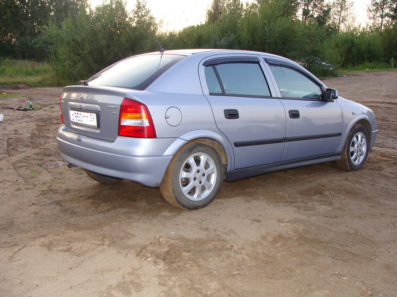 used 2002 opel astra photos 1600cc ff manual for sale