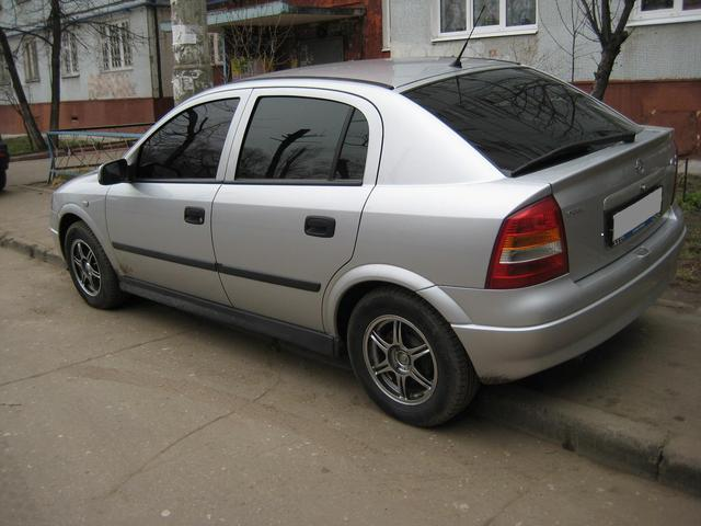 2003 opel astra pictures 1400cc gasoline ff manual. Black Bedroom Furniture Sets. Home Design Ideas
