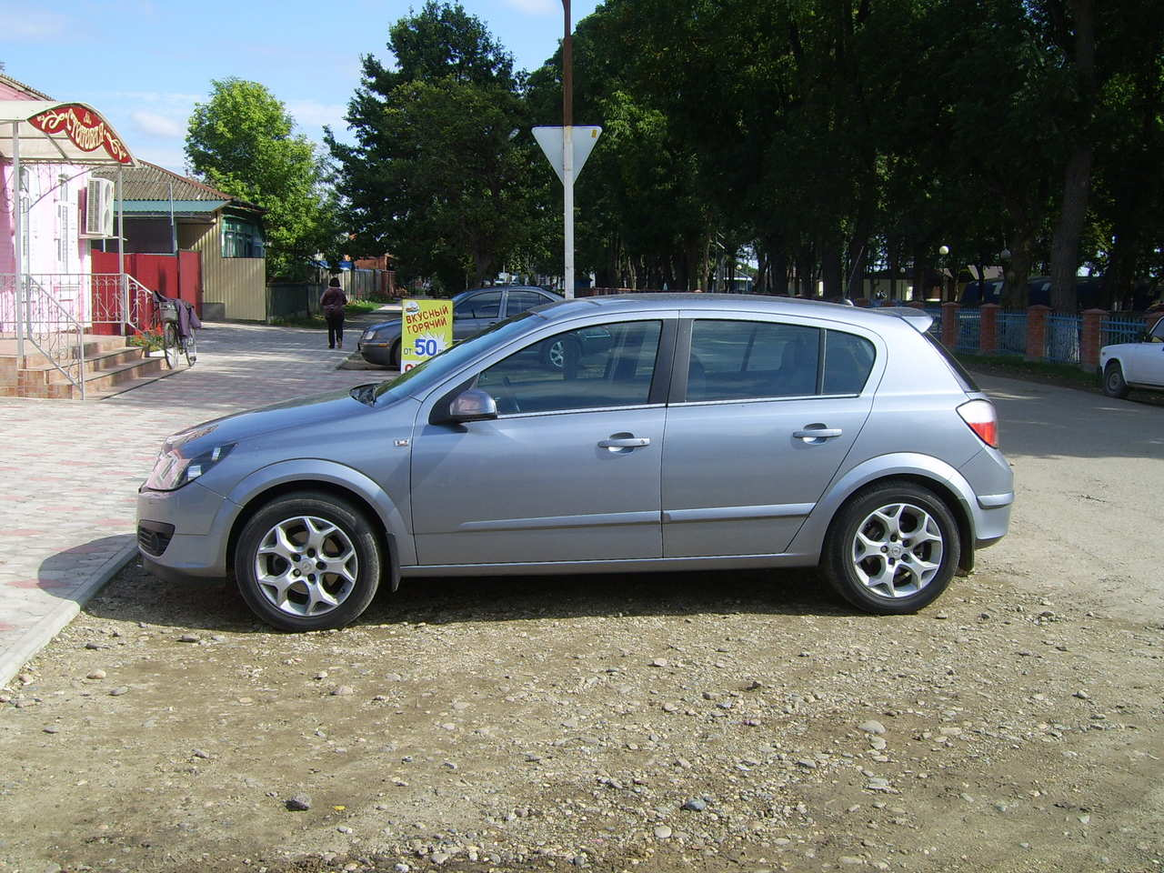 2006 opel astra photos 1 8 gasoline ff automatic for sale. Black Bedroom Furniture Sets. Home Design Ideas
