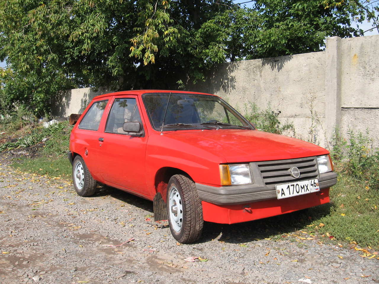 Used 1984 OPEL Corsa Photos