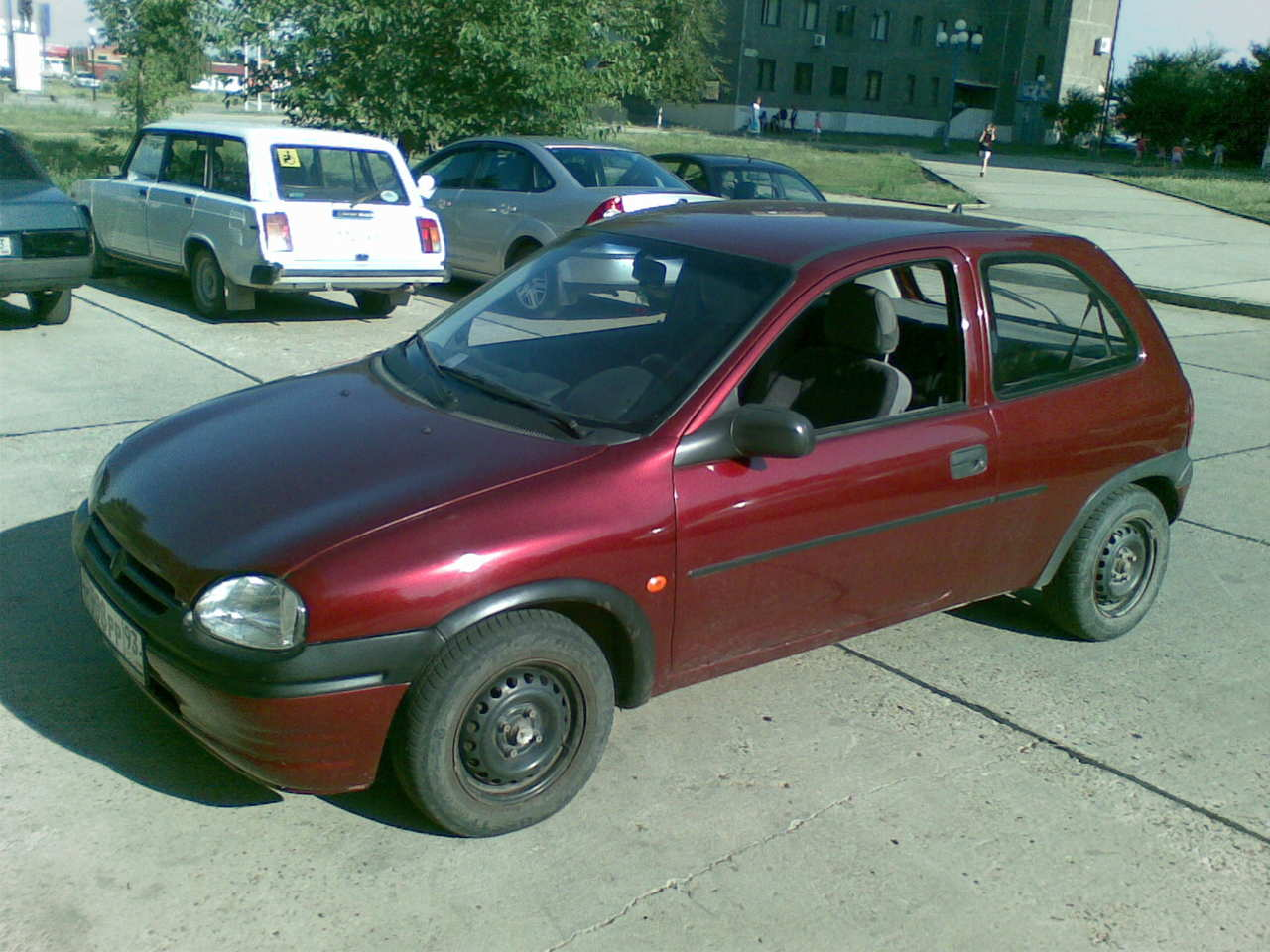 1996 opel corsa for sale 1400cc gasoline ff automatic for sale. Black Bedroom Furniture Sets. Home Design Ideas
