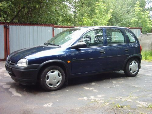 1998 opel corsa pictures 1000cc gasoline ff manual for sale. Black Bedroom Furniture Sets. Home Design Ideas