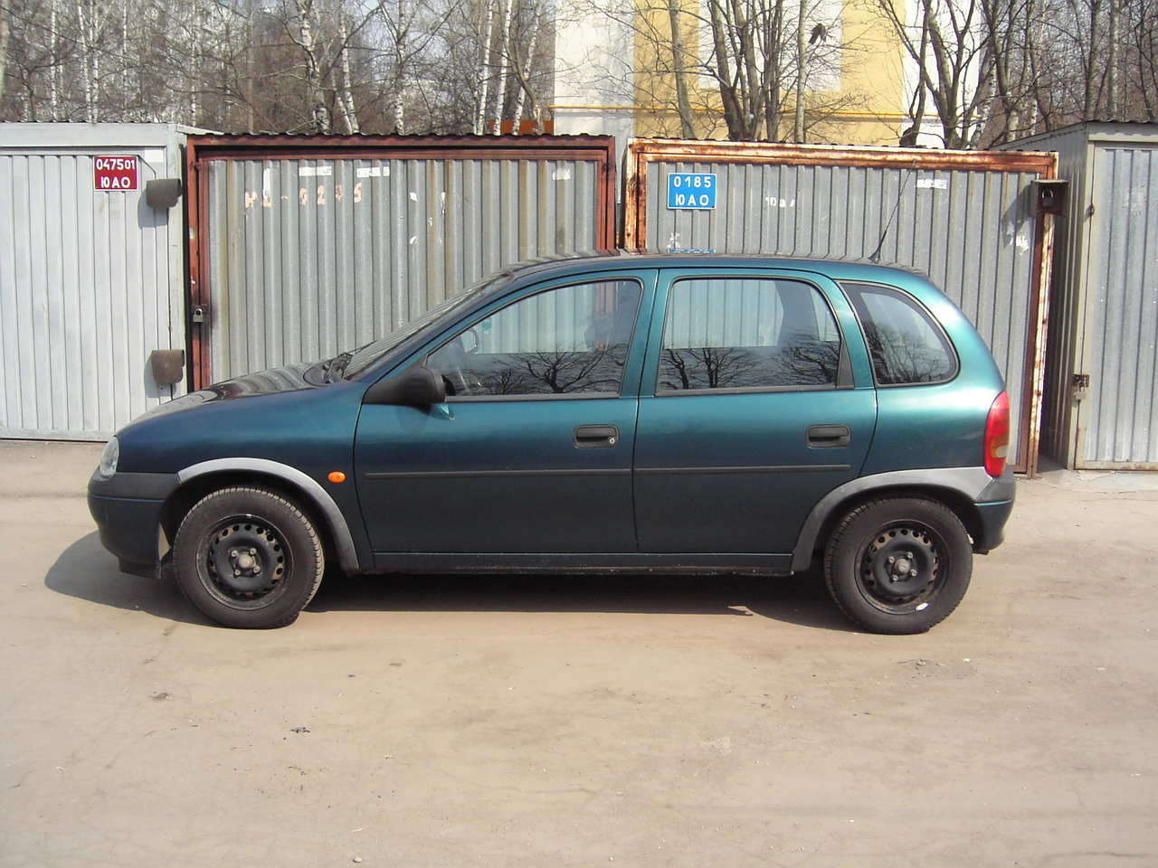 used 1998 opel corsa photos 1400cc gasoline ff manual for sale. Black Bedroom Furniture Sets. Home Design Ideas