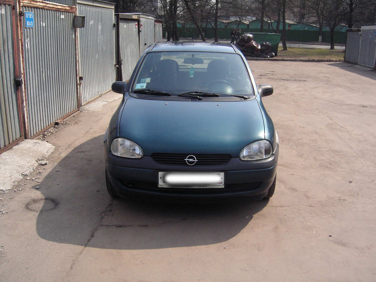 1998 opel corsa pictures gasoline ff manual for sale. Black Bedroom Furniture Sets. Home Design Ideas