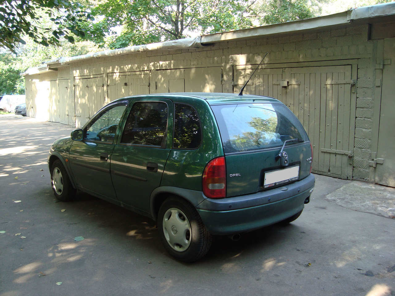 used 1998 opel corsa photos 1400cc gasoline ff automatic for sale. Black Bedroom Furniture Sets. Home Design Ideas