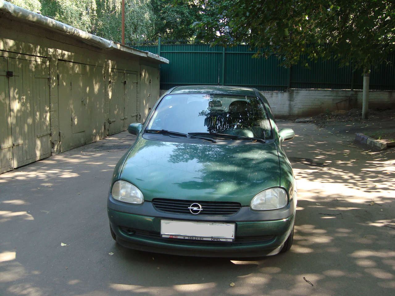 1998 opel corsa pictures gasoline ff automatic for sale. Black Bedroom Furniture Sets. Home Design Ideas