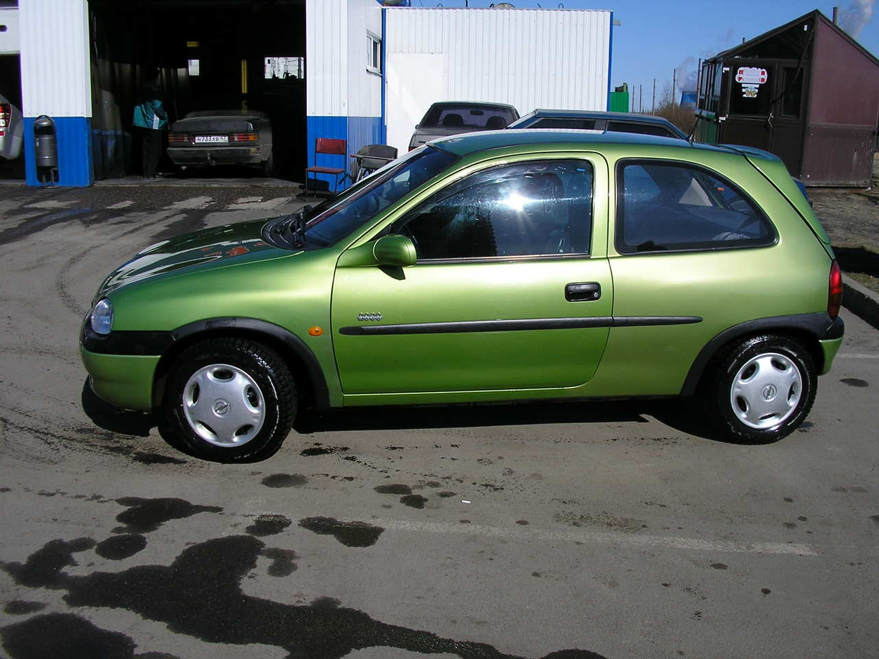 2000 opel corsa pictures 1200cc gasoline ff manual for sale
