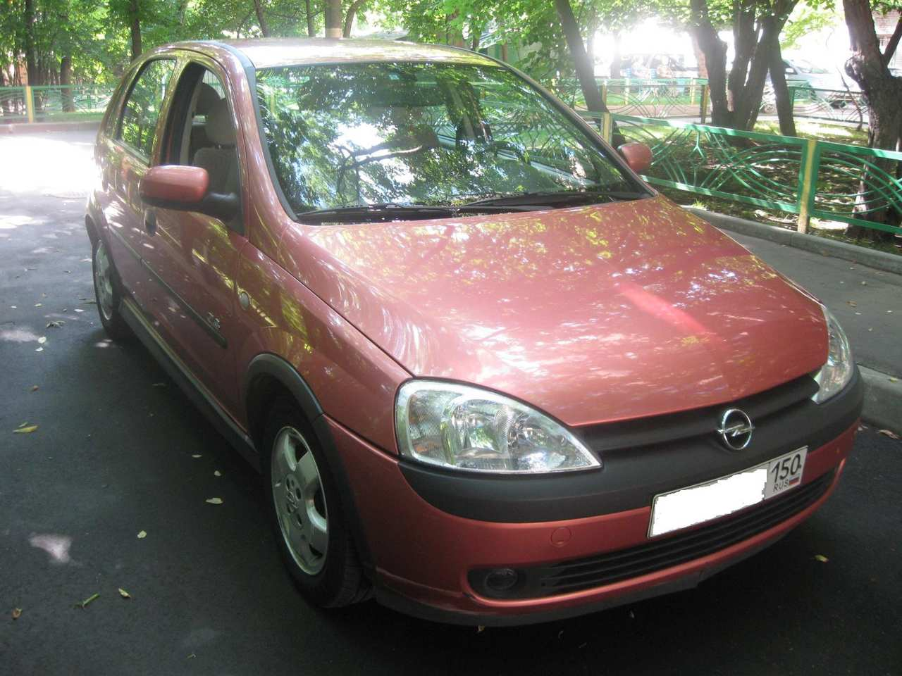 used 2001 opel corsa photos 1400cc gasoline ff automatic for sale. Black Bedroom Furniture Sets. Home Design Ideas