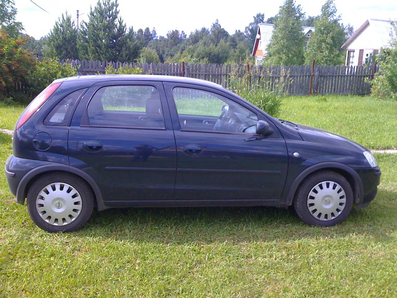 2004 opel corsa 1 4 related infomation specifications weili automotive network. Black Bedroom Furniture Sets. Home Design Ideas