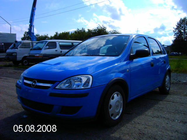 2004 opel corsa photos 1 2 gasoline ff manual for sale. Black Bedroom Furniture Sets. Home Design Ideas