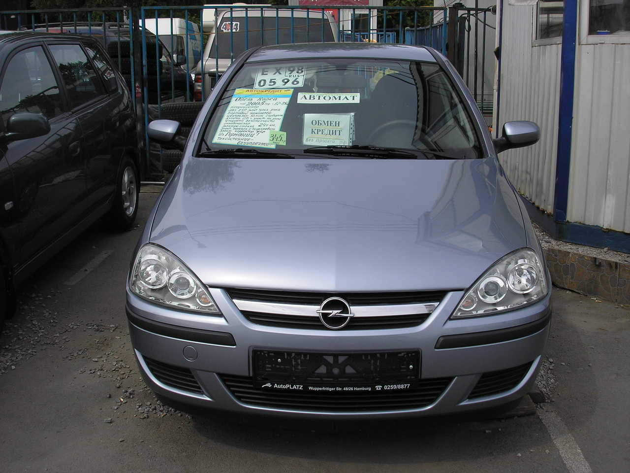 used 2005 opel corsa photos 1200cc ff for sale. Black Bedroom Furniture Sets. Home Design Ideas