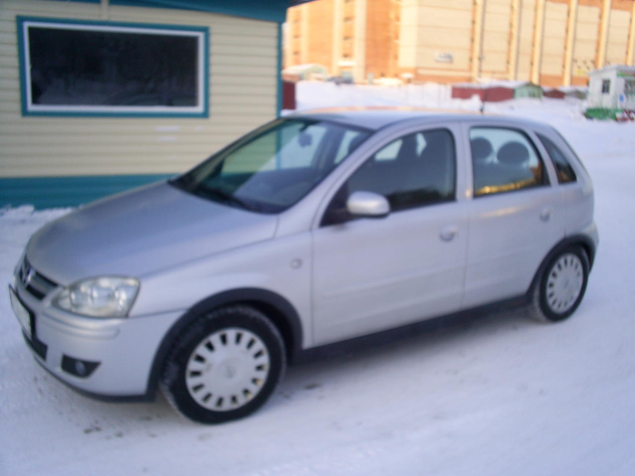 2006 opel corsa pictures gasoline ff automatic. Black Bedroom Furniture Sets. Home Design Ideas