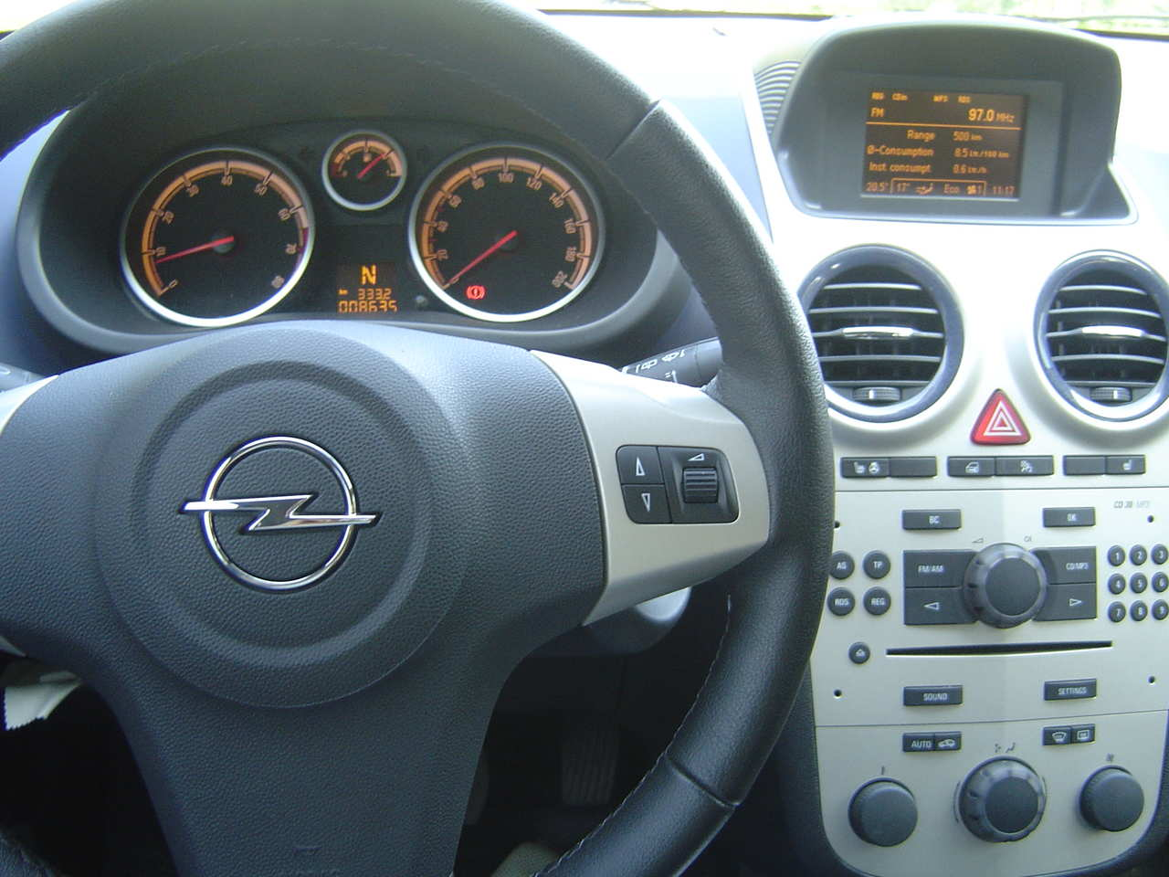 2008 Opel Corsa For Sale 1 2 Gasoline Ff Automatic For