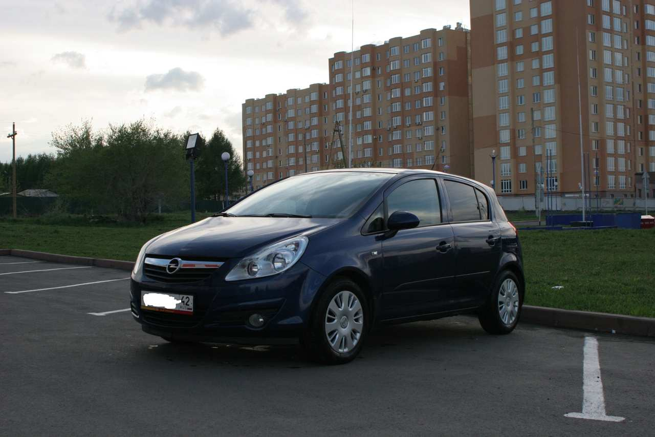 2008 opel corsa pics 1 2 gasoline ff manual for sale. Black Bedroom Furniture Sets. Home Design Ideas