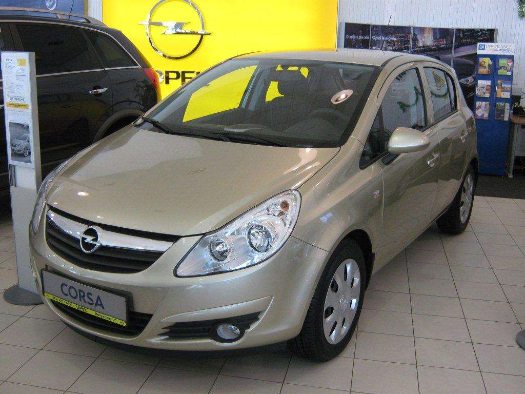 2009 opel corsa photos 1 2 gasoline ff manual for sale. Black Bedroom Furniture Sets. Home Design Ideas