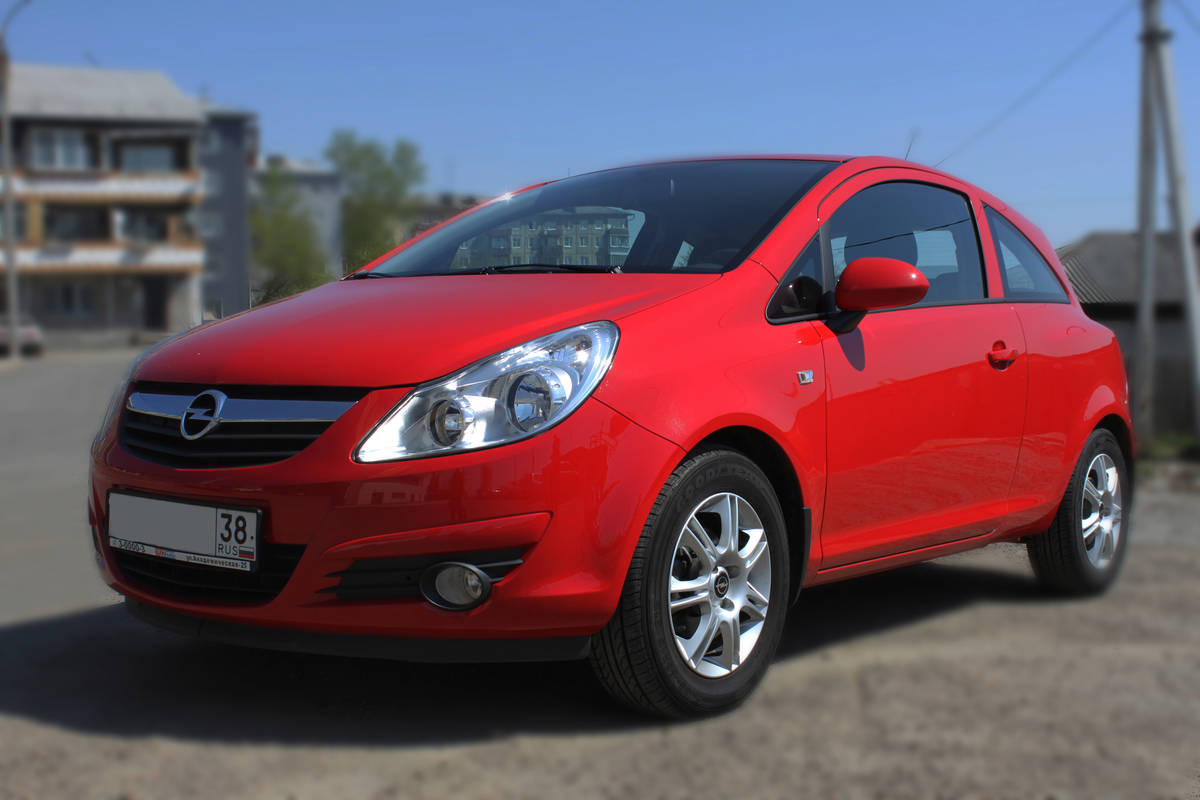 2010 opel corsa pictures gasoline ff automatic for sale. Black Bedroom Furniture Sets. Home Design Ideas